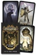 Steampunk Tarot Mini Cards - Barbara Moore, Aly Fell